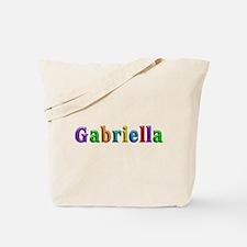 Gabriella Shiny Colors Tote Bag