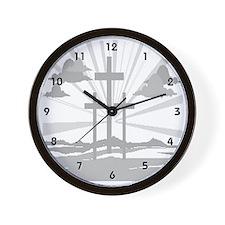 Calvary Wall Clock