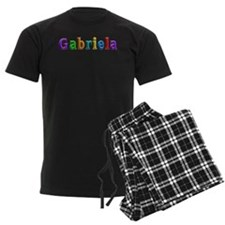 Gabriela Shiny Colors Pajamas