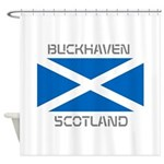 Buckhaven Scotland Shower Curtain