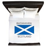 Buckhaven Scotland King Duvet