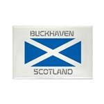 Buckhaven Scotland Rectangle Magnet (10 pack)
