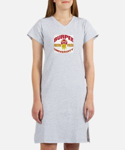 Burpee University Women's Nightshirt