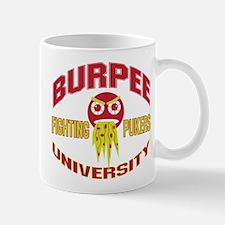 Burpee University Mugs