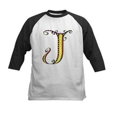 What Fun Monogram J Baseball Jersey