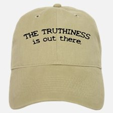 Truthiness is Out There Baseball Baseball Cap