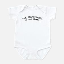 Stephen Colbert/Truthiness Infant Bodysuit