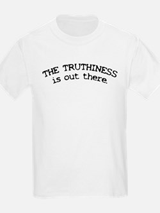 Stephen Colbert/Truthiness Kids T-Shirt