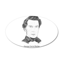 George Gavin Ritchie Wall Decal