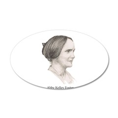Abby Kelley Foster Wall Decal