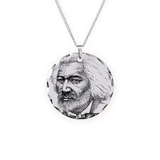 Douglass with Logo.jpg Necklace