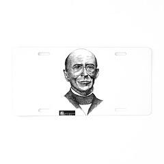 Garrison Image Aluminum License Plate