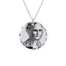 Lucretia Coffin Mott Necklace