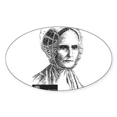Lucretia Coffin Mott Decal