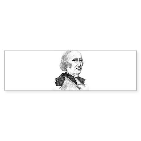 Wendell Phillips Sticker (Bumper)