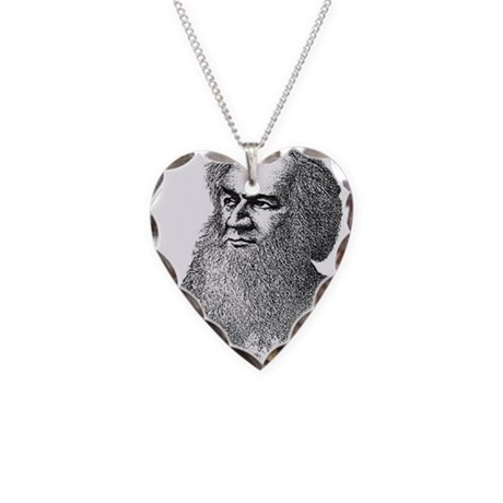 Smith with Logo2 Necklace Heart Charm