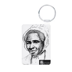 Sojourner Truth Keychains