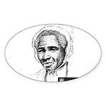 Sojourner Truth Sticker (Oval 10 pk)