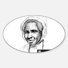 Sojourner Truth Sticker (Oval)