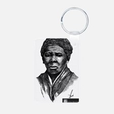 Tubman with Logo2 Keychains