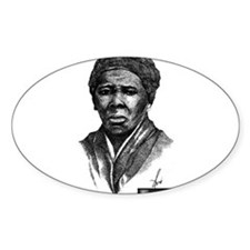 Tubman with Logo2 Decal