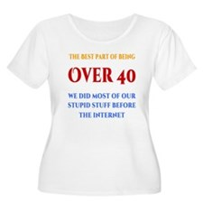 Over 40 T-Shirt