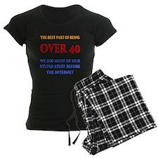 Over 40 Pajamas