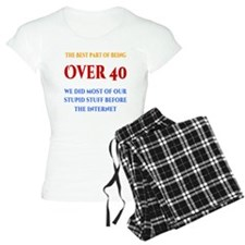 Over 40 pajamas