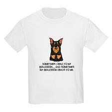 Beauceron Reader T-Shirt
