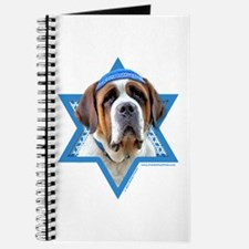 Hanukkah Star of David - St Bernard Journal