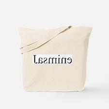 Jasmine: Mirror Tote Bag