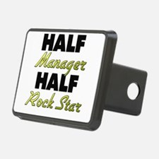 Half Manager Half Rock Star Hitch Cover