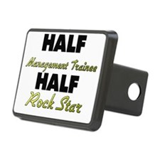 Half Management Trainee Half Rock Star Hitch Cover