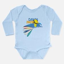 Dawn Patrol Venice Beach Long Sleeve Infant Bodysu