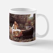 Lady of Shalott Mugs