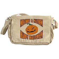 Mischief Mayhem Messenger Bag