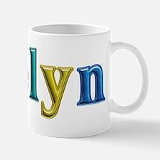 Evelyn Shiny Colors Mugs