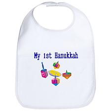 My 1st Hanukkah 2 Bib