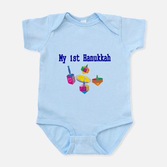 My 1st Hanukkah 2 Body Suit
