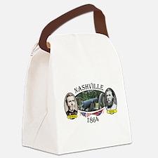 Nashville Canvas Lunch Bag