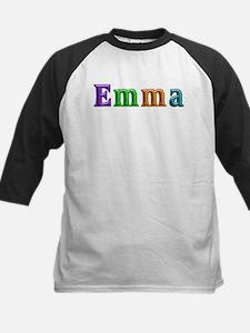 Emma Shiny Colors Baseball Jersey
