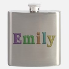 Emily Shiny Colors Flask