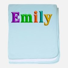 Emily Shiny Colors baby blanket