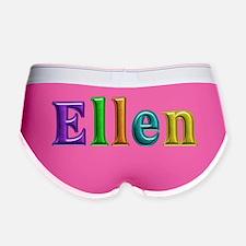 Ellen Shiny Colors Women's Boy Brief