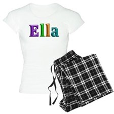 Ella Shiny Colors Pajamas