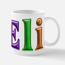 Eli Shiny Colors Mugs