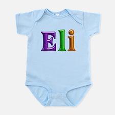 Eli Shiny Colors Body Suit