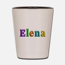 Elena Shiny Colors Shot Glass