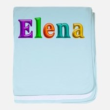 Elena Shiny Colors baby blanket