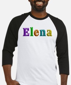 Elena Shiny Colors Baseball Jersey